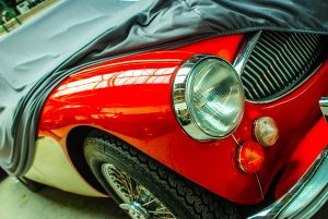 Tailor-Made Indoor Car Covers