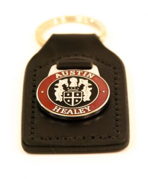 Austin Healey Coat of Arms Key Fob - Classic Spares