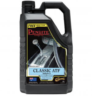 Penrite Classic ATF, purchase from Classic Spares.
