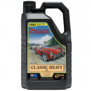 Penrite Classic Heavy Engine Oil, available to order at Classic Spares.