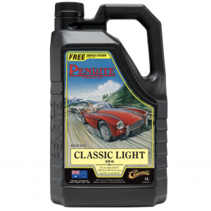 Penrite Classic Light, available to order from Classic Spares