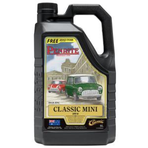 Buy Penrite Classic Mini Oil at Classic Spares
