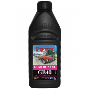 Penrite Gearbox Oil 40, available in 1L at Classic Spares