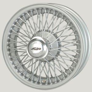 Jaguar E-type Wire Wheels