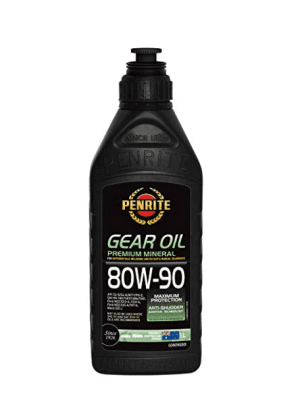 Penrite Gear Oil 80W-90 1L