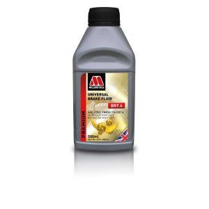 Millers Universal Brake Fluid DOT 4 1 Litre